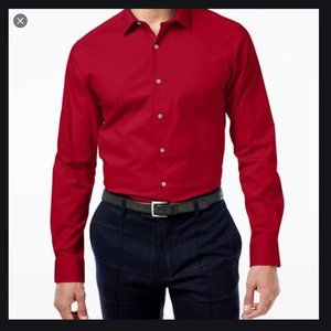 Alfani Slim Fit Stretch Shirt